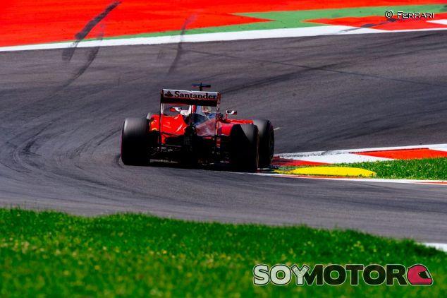 Vettel fue el 4º más rápido hoy - LaF1