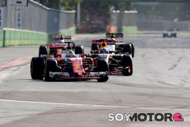 Vettel finalizó 2º por segunda carrera consecutiva - LaF1