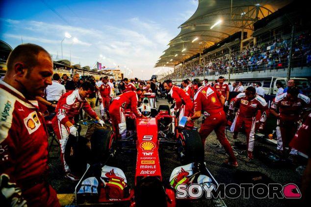 Sebastian Vettel no se muerde la lengua a la hora de opinar sobre la situación del deporte - LaF1