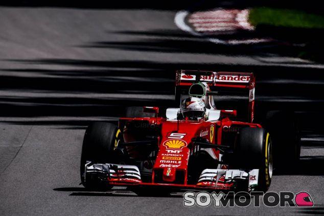 Vettel espera tener otro fin de semana limpio en Bakú - LaF1