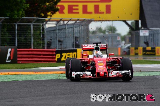 Vettel ya ha cambiado de caja de cambios dos veces esta temporada - LaF1