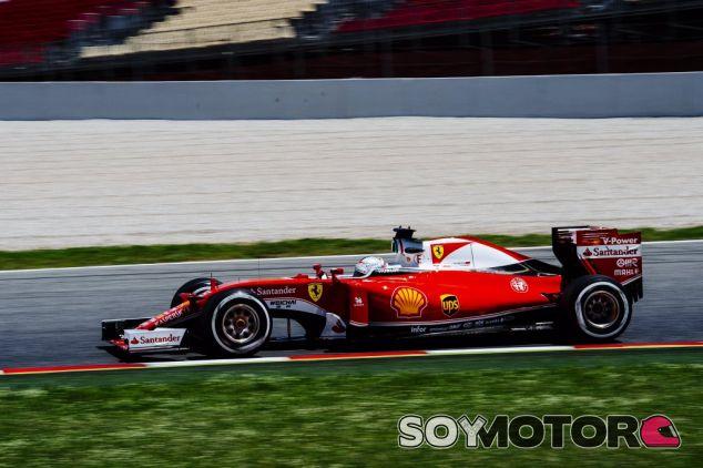 Ferrari deberá remontar mañana si quiere luchar por la victoria - LaF1