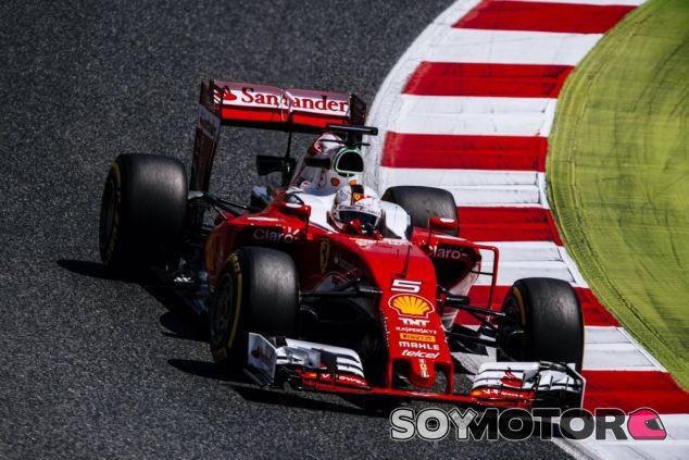 Vettel espera que se solucionen los problemas de las gomas - LaF1