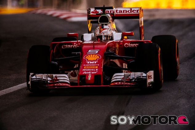 Ferrari todavía no ha ganado ninguna carrera en 2016 - LaF1