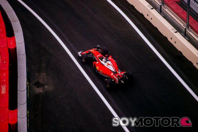 Ferrari todavía no está suficientemente cerca de Mercedes - LaF1