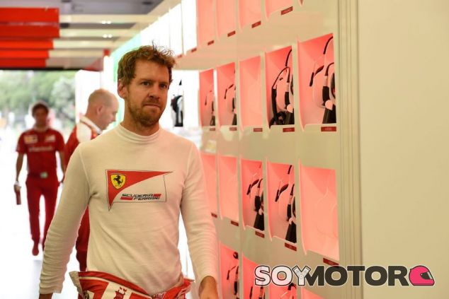 Vettel no se muerde la lengua - LaF1