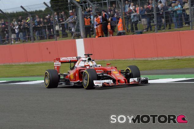 Vettel partirá desde la 11ª posición mañana - LaF1