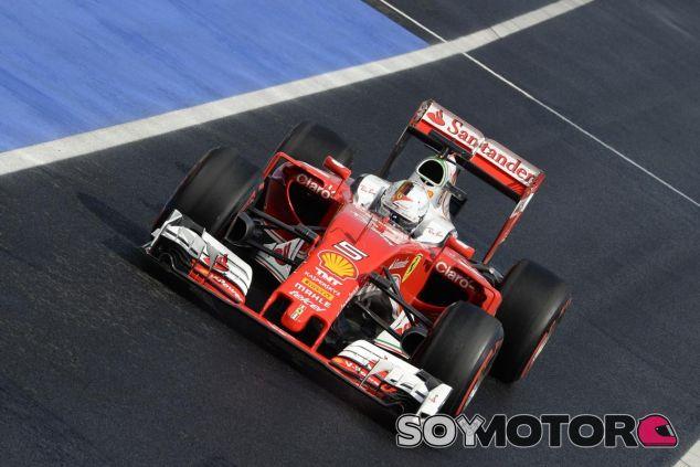Vettel quiere subir al podio en Hungría - LaF1