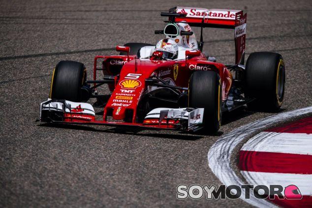 Sebastian Vettel es optimista de cara a mañana y el domingo - LaF1