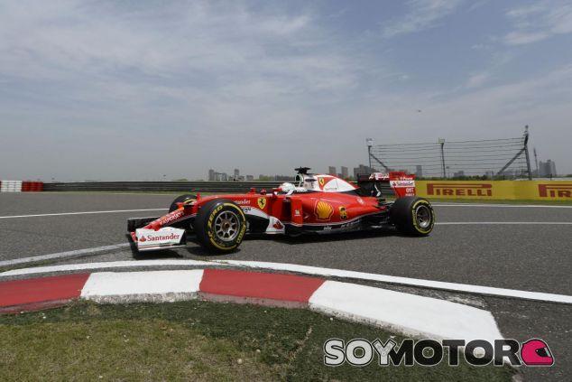 Sebastian Vettel espera tener un fin de semana limpio en Barcelona - LaF1