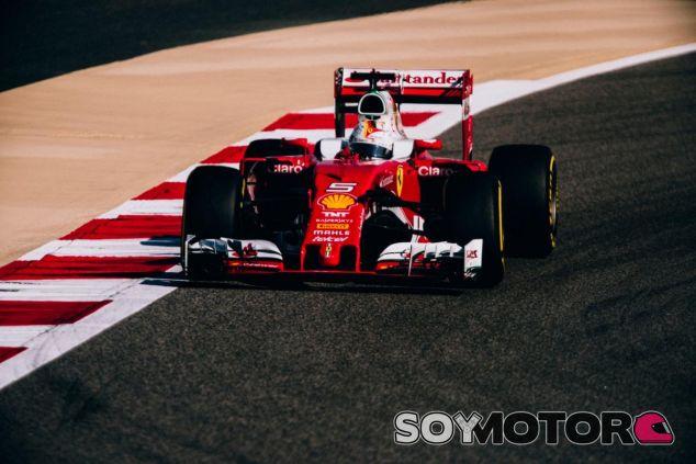 Vettel todavía confía en luchar por el campeonato - LaF1