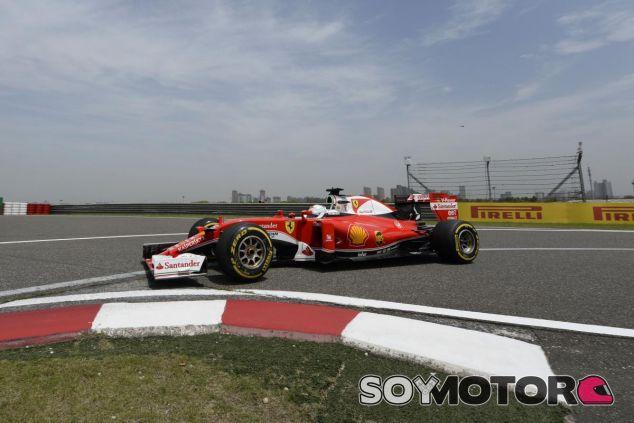 Vettel quiere conseguir la 'pole position' en China - LaF1