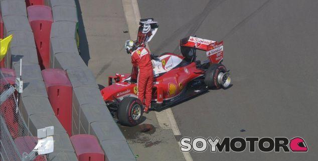 Sebastian Vettel ha abandonado por segunda vez esta temporada - LaF1
