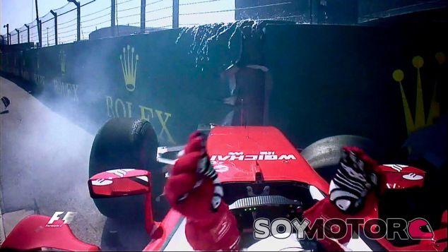 Sebastian Vettel se enfadó muchísimo con el abandono en Sochi - LaF1