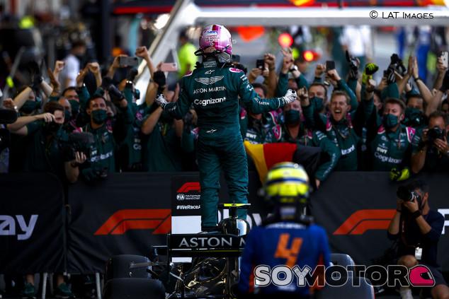 Sebastian Vettel ha vuelto - SoyMotor.com