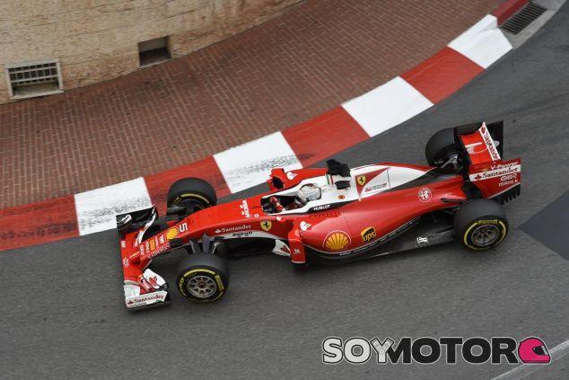 Vettel golpea los muros del circuito de Mónaco dos veces en un día - LaF1