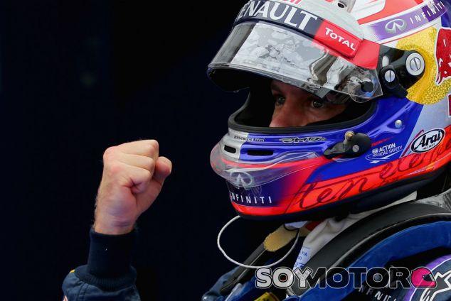 Sebastian Vettel celebra una nueva pole en Corea - LaF1