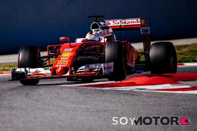 Vettel, dispuesto a luchar por el título en 2016 - LaF1