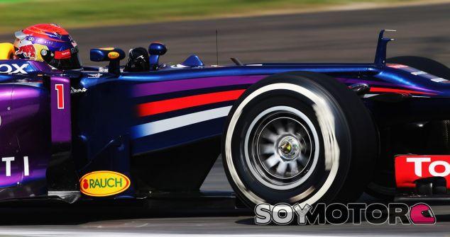 Sebastian Vettel en el GP de Italia F1 2013 - LaF1