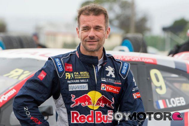 Loeb se queda sin programa de rallycross: ¿lo veremos más en el Mundial de Rallies? - SoyMotor.com