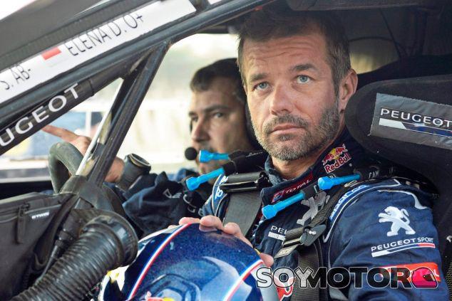 Sebastien Loeb correrá el Dakar 2019 con Peugeot - SoyMotor.com
