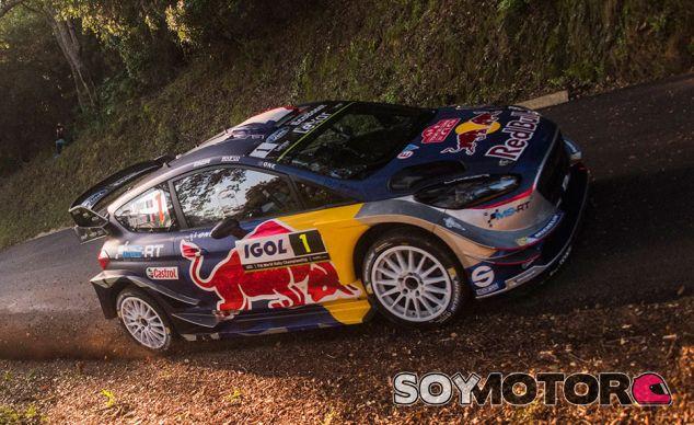 Rally de Córcega 2017: todos contra Ogier - SoyMotor.com