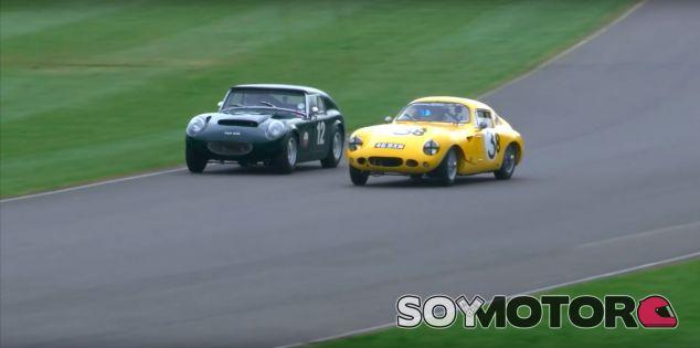 Estos dos clásicos te harán amar el automovilismo para siempre - SoyMotor.com