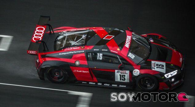 El Audi R8 LMS número 15, el ganador de las 12h de Sebring  - SoyMotor