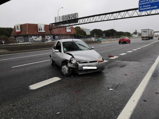 Así quedó el coche siniestrado de la enfermera - SoyMotor.com
