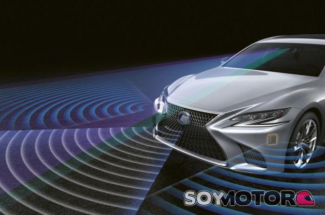 Llega la segunda generación del Lexus Safety System+ - SoyMotor.com