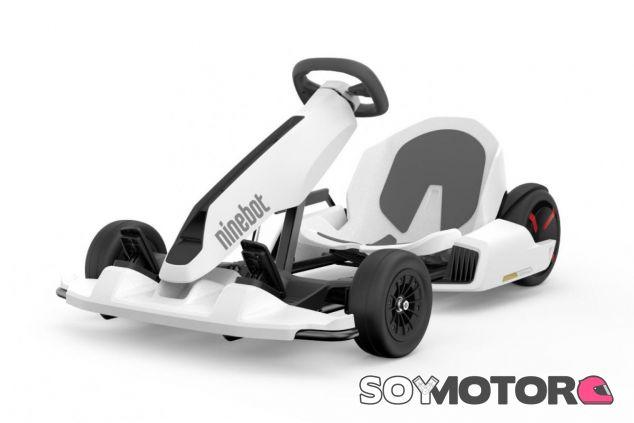Segway-Ninebot Electric Go Kart - SoyMotor.com