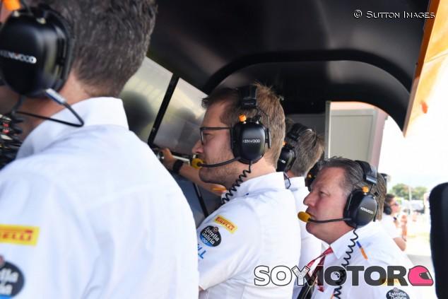 """Seidl ve """"difícil"""" la llegada de nuevas marcas a la Fórmula 1 - SoyMotor.com"""