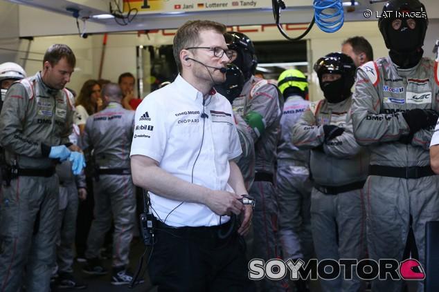 """Webber: """"Si hay alguien perfecto para McLaren, ese es Seidl"""" - SoyMotor.com"""
