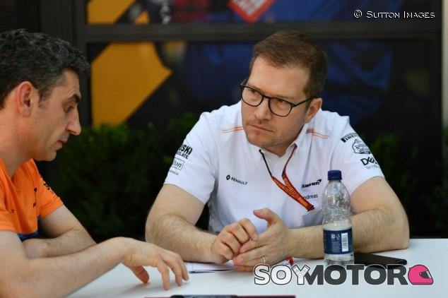 McLaren podrá modificar el chasis de 2021 por el cambio a Mercedes - SoyMotor.com