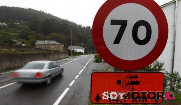 Nueva señal identificativa de un radar - SoyMotor.com