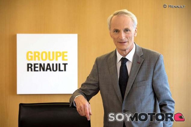 Jean-Dominique Senard en una imagen de archivo - SoyMotor.com