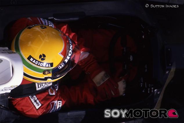 Ayrton Senna en Portugal - SoyMotor.com