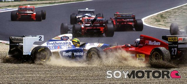 Senna habría terminado su carrera en Ferrari, según Montezemolo