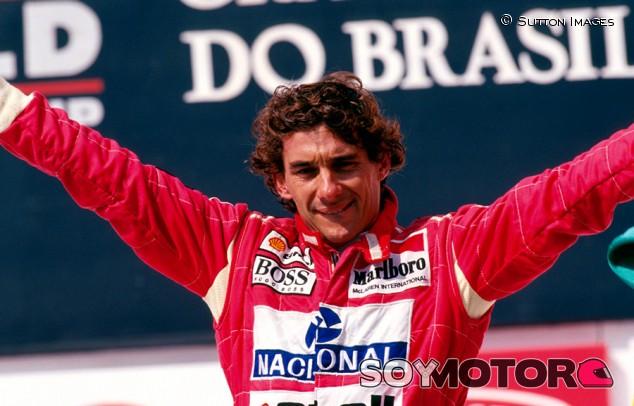 25 años sin Senna: los mensajes de la Fórmula 1 que avivan la leyenda