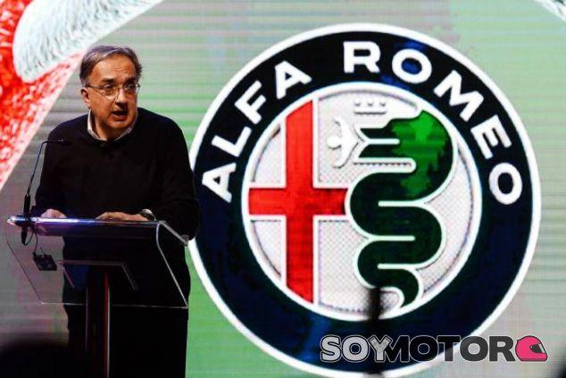 Marchionne manda un mensaje a Alfa Romeo - LaF1