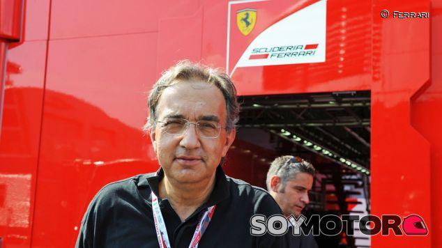 Sergio Marchionne en una imagen de archivo - LaF1