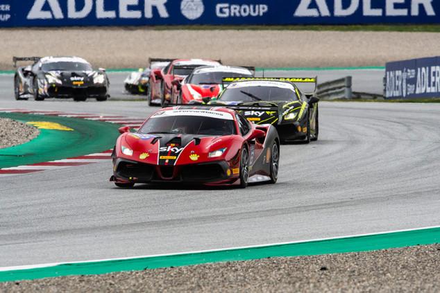 Sergio Paulet quiere recuperar el liderato en la carrera de casa - SoyMotor.com