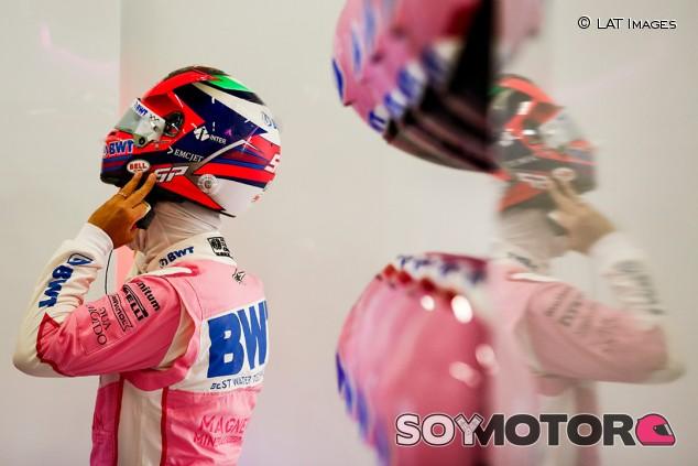 México se moviliza por la continuidad de Pérez en Fórmula 1 - SoyMotor.com