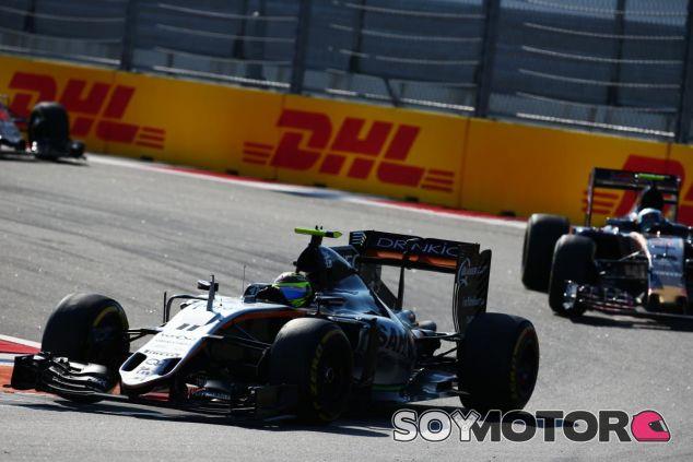 Pérez suma dos puntos para el equipo Force India - LaF1