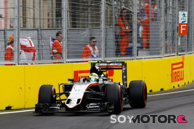Pérez está impresionando en las últimas carreras - LaF1