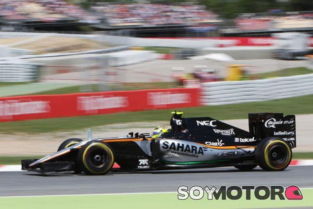Force India, incapaz de mejorar el coche - LaF1