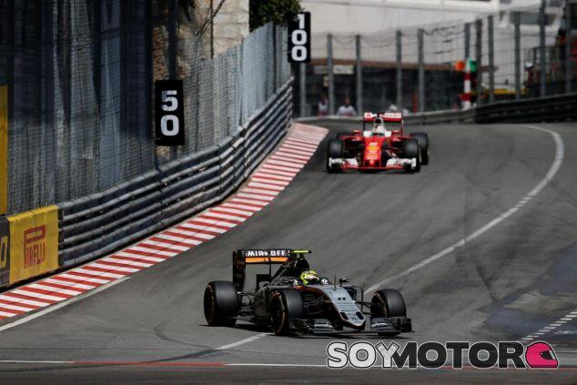 Pérez está en el ojo de mira de Ferrari - LaF1