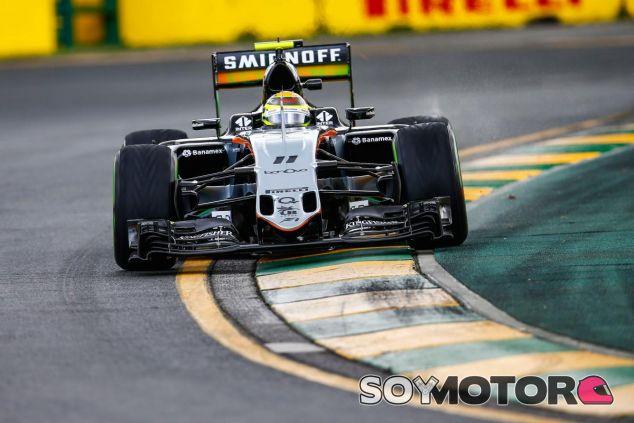 Force India ve comprometido su programa por la lluvia - LaF1
