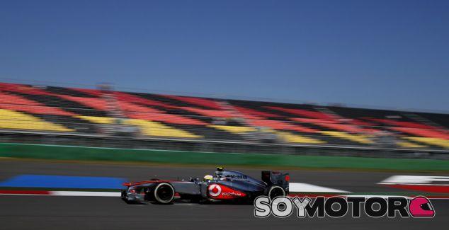 Sergio Pérez se queda a las puertas de la Q3 en Corea - LaF1