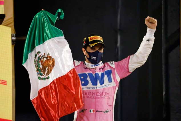 Red Bull no fichó a Pérez por los millones de Slim, defiende Horner - SoyMotor.com